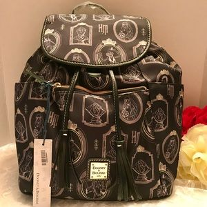 Dooney & Bourke Disney🔮Haunted Mansion Backpack